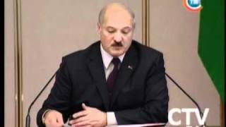 Лукашенко об истерии и вранье в российских СМИ
