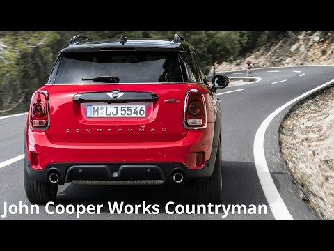 2017 Mini John Cooper Works Countryman All4 Performance