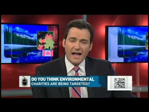 Questions about audits of environmental groups CBC February 6, 2014