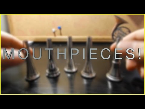 📯French Horn Tips  // Mouthpieces