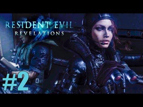 НОВЫЙ ВИРУС! ► Resident Evil: Revelations Прохождение #2 ► ХОРРОР ИГРА