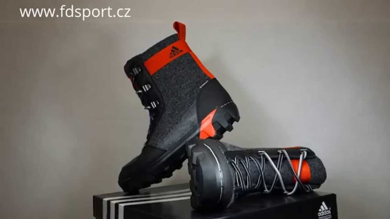 CH FELT BOOT M Pánské boty adidas M18759 - YouTube ddcdad7787