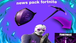 I BUY THE NEW PACK REFLETS OBSCURS ON FORTNITE (my return finally I hope)