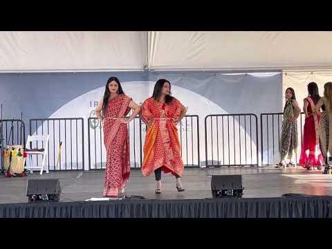 Irvine Global village 2021 Fashion Show