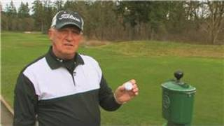 Golf Tips With Coฑan Elliot : How to Clean Golf Balls