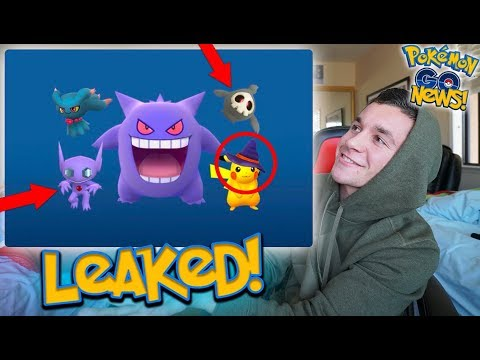 GEN 3 HALLOWEEN EVENT LEAKED! THIS IS WHAT THE NEW POKÉMON GO GEN 3 HALLOWEEN EVENT WILL INCLUDE!