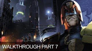 Judge Dredd: Dredd vs Death Walkthrough Gameplay Lets Play Chapter 7 Clooney Hospital