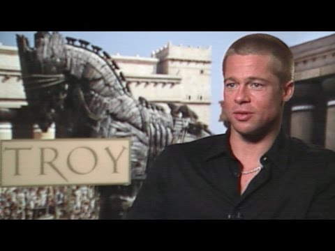 'Troy' Interview
