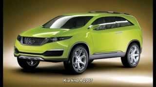 Kia KND-7 Concept 2014 Videos