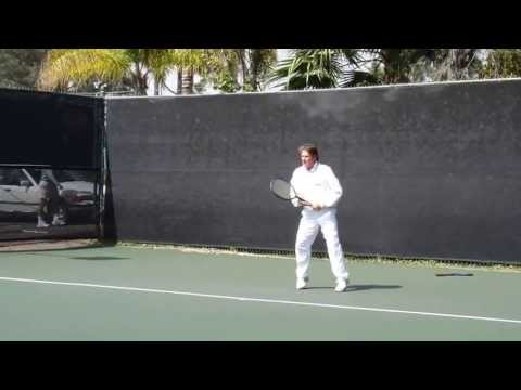 Jimmy Connors at BRTC