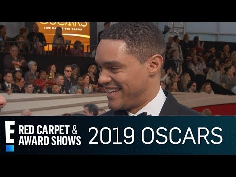 "Trevor Noah Says He Would&39;ve Played A Tree In ""Black Panther""  E Red Carpet & Award Shows"