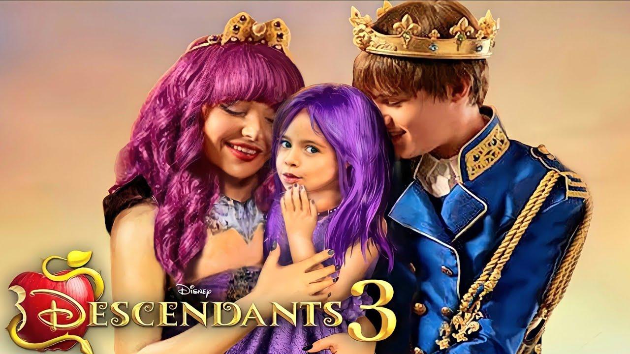 Download Descendants 3 Movie explained in Hindi   Descendants 2019 Fantasy film Summarized in हिन्दी /اردو