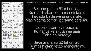 50 Tahun Lagi Chords at MyPartitur Lyrics