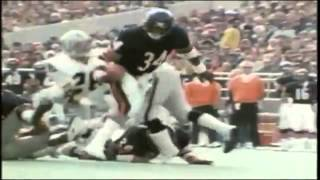 Walter Payton Highlights