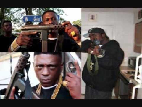 Lil Boosie - I Got Mine Ft. Young Buck