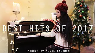Best Hits of 2017 - Piano Mashup | 19 Songs in 4.5 Minutes - Yuval Salomon