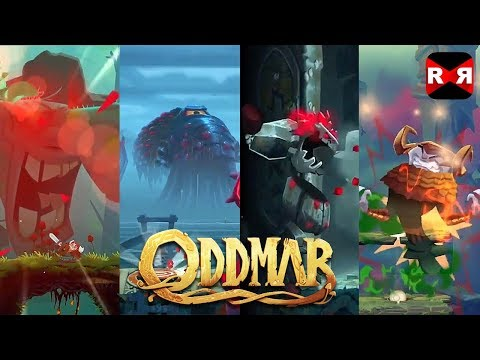 Oddmar - ALL BOSS FIGHT - iOS / Android MFi Gameplay