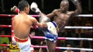 Seanchai VS Umar (Muay Thai Warriors)