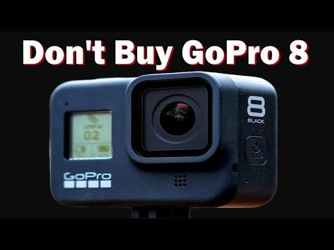 Don't Buy GoPro Hero 8 (Traveller lost footage due to serious issues)