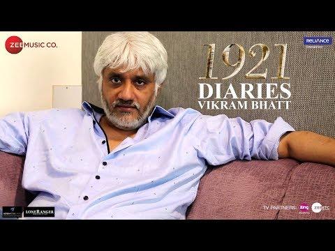 1921 - Diaries | Vikram Bhatt