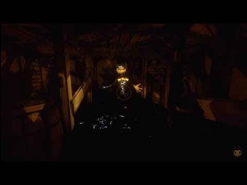 Bendy And The Ink Machine Ink Bendy Jumpscare Comparisons Chapters 1-2 (Gigantically Updated)
