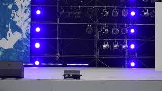 ライブは、入っていません。ゆめ花スペシャルライブ (山口ゆめ花博) 前、アナウンス。ライブアップ予定。