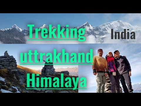 Trek The Himalaya after lockdown 2020.. Lord curzon trek uttrakhand