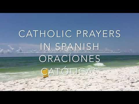 Daily Catholic Prayers in Spanish II Oracíones Católicas