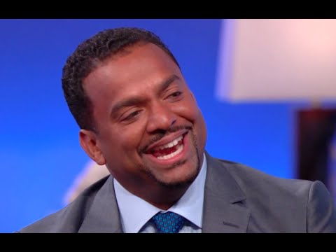 Alfonso Ribeiro's favorite Epic Fails  STEVE HARVEY
