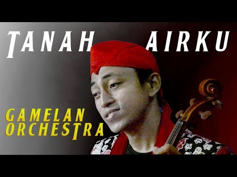 Download Lagu orchestra feat. riki putra tanah airku (versi gamelan) mp3