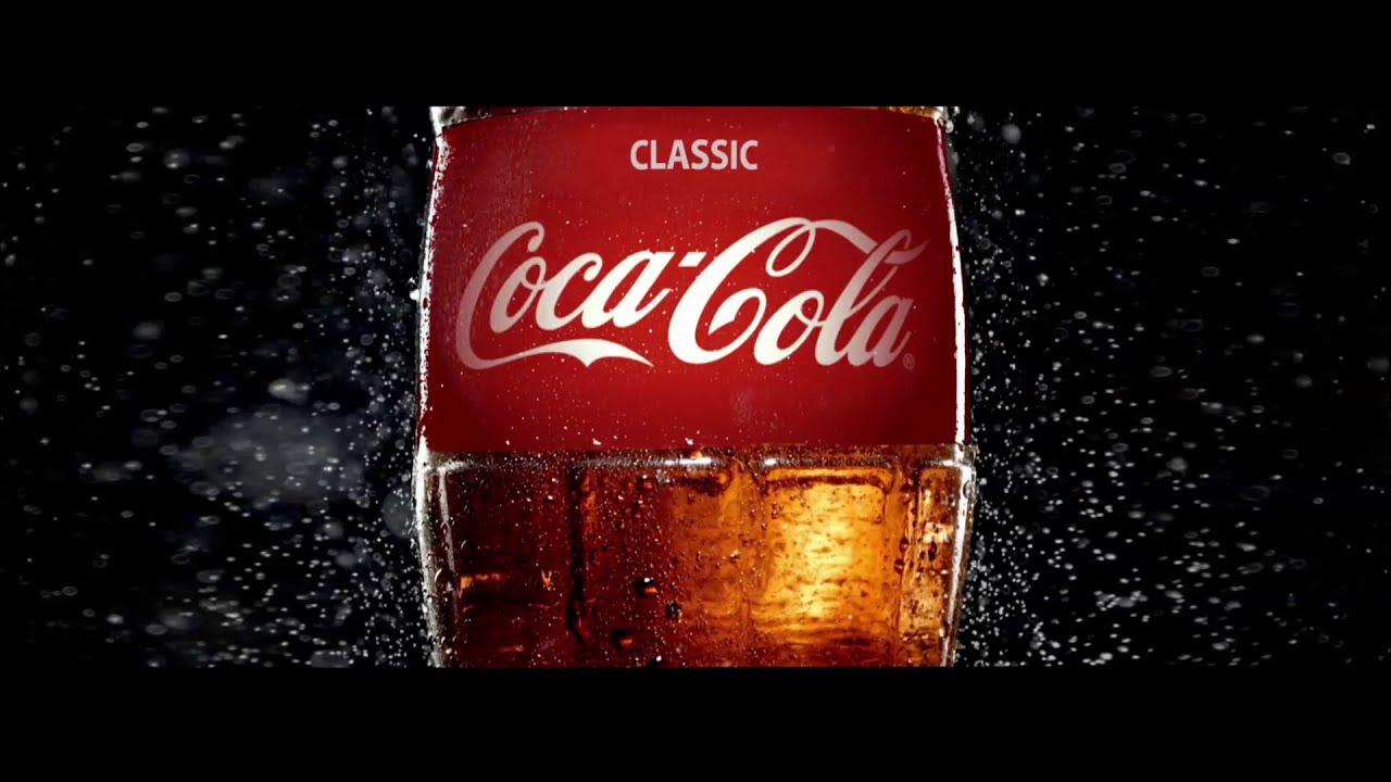 CocaCola  ნაცნობი გემო არჩევის ახალი გზა