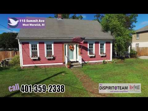 115 Summit Ave, West Warwick, RI Home For Sale
