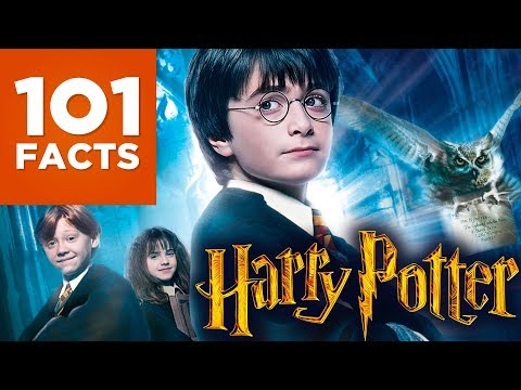 101 Facts About Harry Potter