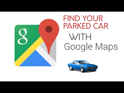 Find Your Parked Car(Any Vehicle) Easily With Google Maps(10 Second Hack)
