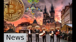 Bitcoin News - Banks, Czech Republic, Mexico, and 11 Year Investor