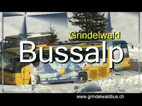Grindelwald - Bussalp