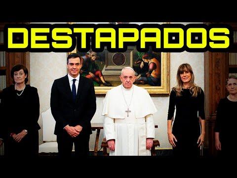 La EXTRAÑA reunión del Papa con Sánchez | La élite al DESCUBIERTO