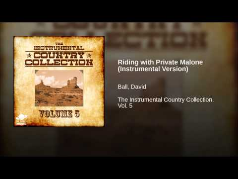 Riding with Private Malone (Instrumental Version)