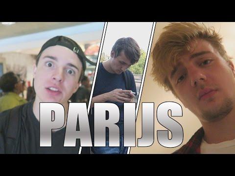 VERDWAALD IN PARIJS!