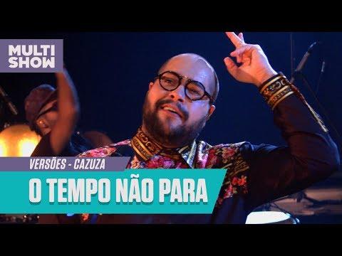 """Tiago Abravanel canta """"O Tempo Não Para"""" Cazuza  Versões  Música Multishow"""