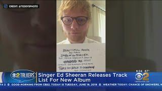 Baixar Ed Sheeran Teases New Album