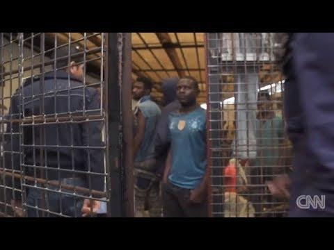 "ILLUMINATi Migration: ""Black Slavery"" in LIBYA"