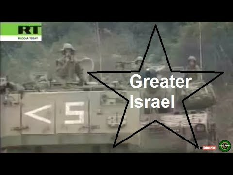 """Greater Israel""  The Zionist Plan for the Middle East. Iraq"