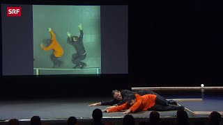 Lapsus: Alters-Akrobatik   Arosa Humorfestival 2018   SRF Comedy