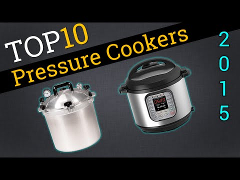 Top 10 Pressure Cookers 2015 | Compare Pressure Cookers
