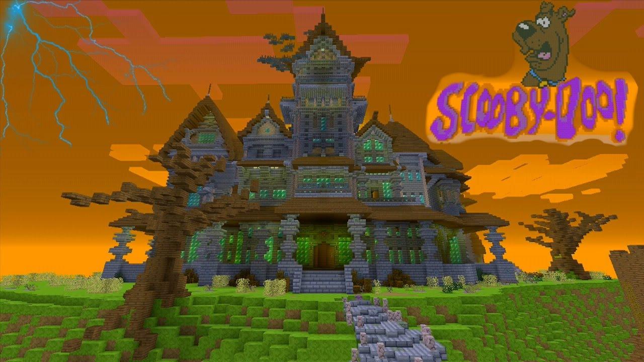Minecraft Xbox - Scooby Doo! - Murder Mystery! - YouTube