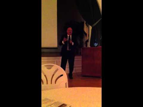 Don Perdue receives Jay Rockefeller Award