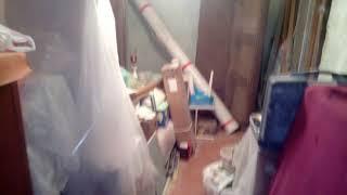 Начнём ремонт в зале!