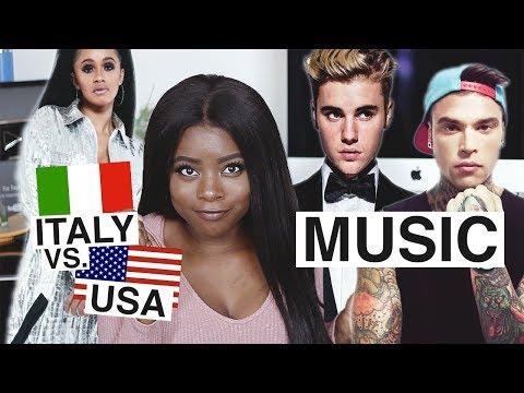 ITALY VS USA | MUSIC