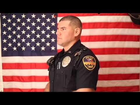 Weight Of The Badge | Police Tribute